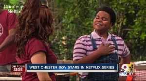 West Chester teen Lance Alexander becomes Netflix star [Video]