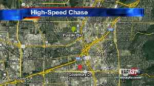 Suspect Climbs Tree Following High Speed Chase - One News Page VIDEO