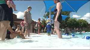 Veterans Memorial Pool brought back to life thanks to community [Video]