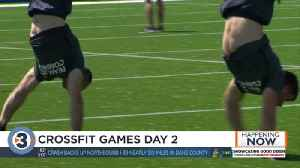 CrossFit Games: Day two [Video]