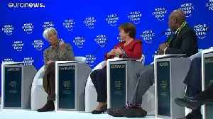 Bulgarian Kristalina Georgieva picked as EU candidate for IMF head [Video]