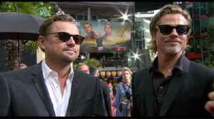 'Once Upon a Time In Hollywood' Berlin Premiere: Leonardo DiCaprio, Brad Pitt, Margot Robbie [Video]