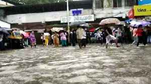 4 drown as rains pound Mumbai for 2nd straight week [Video]