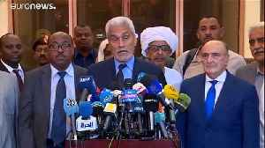 Sudan's military and opposition coalition agree on constitutional declaration [Video]
