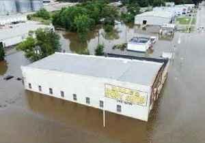Ottawa, Kansas Flooded Due to Heavy Rainfall [Video]