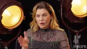 Ellen Pompeo comes out in favor of racial quotas for Hollywood [Video]