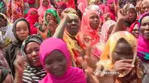 Protest-hit Sudan celebrates a breakthrough pact [Video]