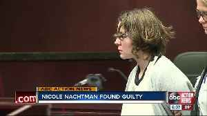 Jury finds former FSU student guilty of shooting, killing parents [Video]
