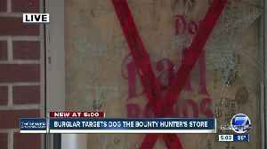 Dog the Bounty Hunter's Edgewater store reportedly burglarized [Video]