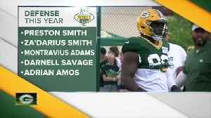 Get a look at the Packers Defense for this season [Video]
