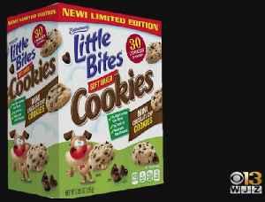 Little Bites Soft Baked Cookies Recalled Over Choking Hazard [Video]