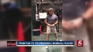 Nashville man snags MLB contract with pitch speed challenge [Video]