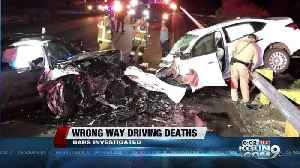 Two bars investigated in wrong-way crash that killed 4 [Video]