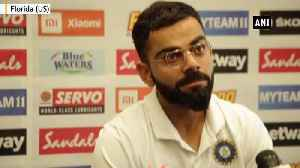 Everyone is excited to be on the field after World Cup says Virat Kohli [Video]
