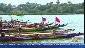 Hong Kong Dragon Boat Festival Now Underway In Queens [Video]