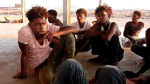 Libya to close migrant centres after criticism from UN [Video]