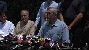 Not getting answers: Omar after meeting governor amid rising tensions in Kashmir [Video]