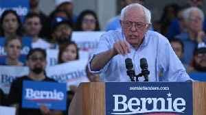 Rep. Liz Cheney And Sen. Bernie Sanders Engage In Twitter Fight [Video]