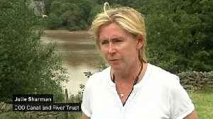 News video: Whaley Bridge should be 'able to cope' with potential storms