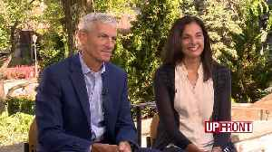 Couple helps others heal from trauma [Video]