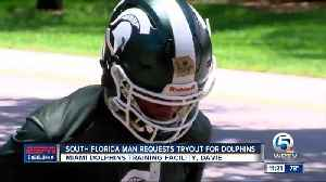 Former Michigan St. star MacGarrett Kings petitioning for Miami Dolphins tryout [Video]
