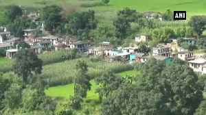 Suspension bridge connecting India Nepal opens in Uttarakhand's Pithoragarh [Video]