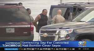 Sentencing Day For Convicted Mail Bomber Cesar Sayoc Set For Monday [Video]