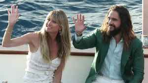 Once More, With Feeling: Heidi Klum Marries Tom Kaulitz For The Second Time [Video]