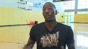 WEB EXTRA: Miami Heat Star Bam Adebayo Sits Down With CBS4 To Talk USA Hoops, Jimmy Butler & More [Video]