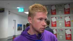 De Bruyne: I want Sane to stay [Video]