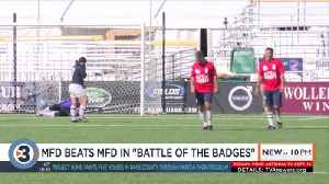 MFD beats MPD in 'Battle of the Badges' [Video]