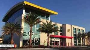 America's Largest McDonald's, Located In Orlando, Serves Pizzas And Pastas [Video]