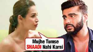 SHOCKING | Malaika Arora To NOT Marry Arjun Kapoor [Video]