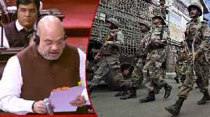 Home Minister Amit Shah proposes revocation of Article 370 | OneIndia News [Video]