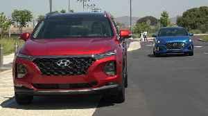 2019 Hyundai Santa Fe Safety Technology [Video]