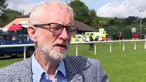 Corbyn praises incredible response to Whaley Bridge incident [Video]