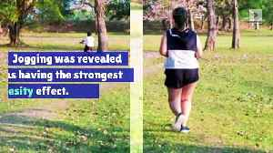 Jogging Stands Out as Best Exercise to Combat 'Obesity Genes,' Says Study [Video]