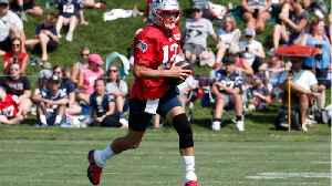 Brady Signs $70-Million Extension With Pats [Video]