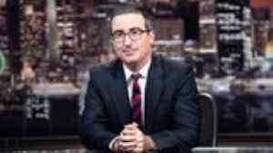 John Oliver Responds to Mass Shootings in El Paso and Dayton | THR News [Video]