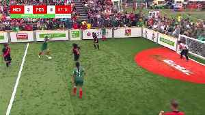 Mexico scores a double trophy win at Homeless World Cup [Video]