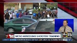 MCSO Sheriff Paul Penzone reacts to mass shootings [Video]