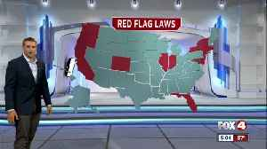 """Trump called for the passage of """"Red Flag Laws"""" [Video]"""