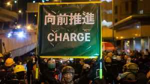 News video: Beijing: Hong Kong Protests Must End