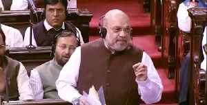 News video: Watch: Amit Shah moves resolution to abrogate Article 370
