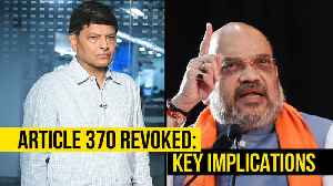 News video: Article 370 revoked I Analysis I How Modi, Shah and Doval orchestrated move