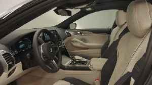Das neue BMW 8er Gran Coupé - Interieur [Video]