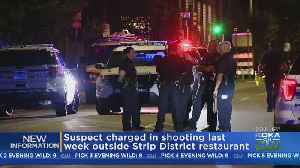 News video: Police File Charges In Strip District Shooting