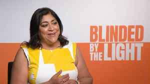 'Blinded By The Light': Exclusive Interview With Safraz Manzoor & Gurinder Chadha [Video]