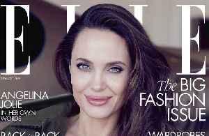 News video: Angelina Jolie thinks that society needs 'wicked women'