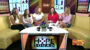 A Peer-Based Support System Offering 'HOPE' [Video]